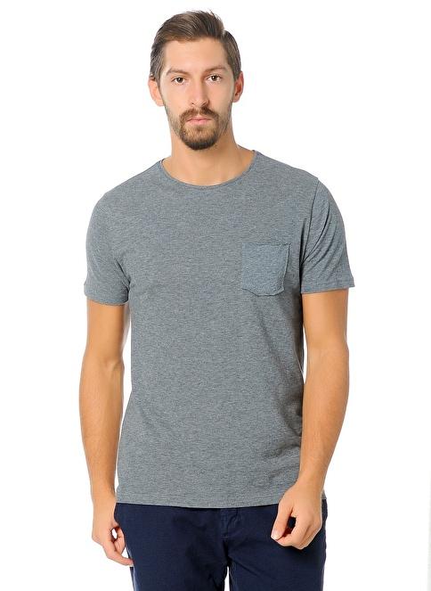 Ramsey Tişört Gri